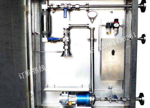 自动煤粉取样器